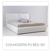 COS-MODERN PU BED 301